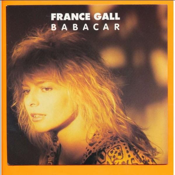 « Babacar » est une chanson de France Gall, sur une musique et des paroles de Michel Berger, sortie en 1987. Cette chanson, écrite lors d'un séjour en Afrique, est d'inspiration humanitaire. Qui était Babacar ?