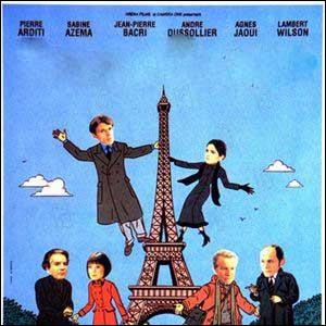 « Résiste », chanson interprétée par France Gall sur des paroles et une musique de Michel Berger, a été mimée par l'actrice Sabine Azéma dans le film d'Alain Resnais sorti en 1997. Quel est le titre de ce film ?