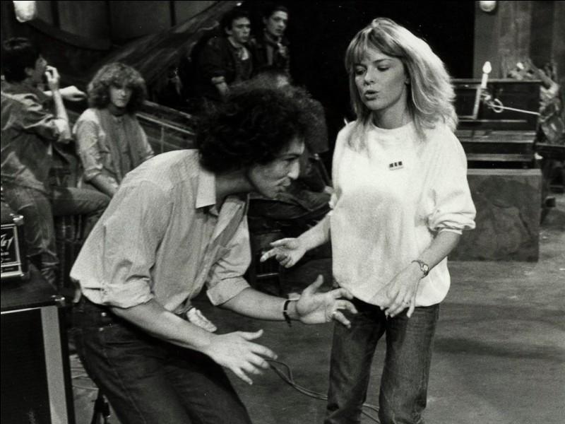 En 1974, Michel Berger compose « La déclaration d'amour » pour une chanteuse qui deviendra son épouse le 22 juin 1976. Comment s'appelle-t-elle ?