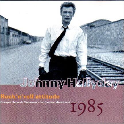 Michel Berger écrit l'album « Rock'n'Roll Attitude » en 1985 pour Johnny Hallyday. Michel Berger accompagne chaque morceau au piano. L'album est dédié à Laura. Qui est Laura ?