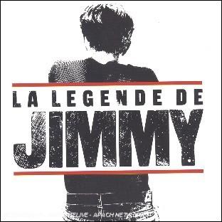 En 1990, Michel Berger compose un spectacle musical « La légende de Jimmy ». De quel acteur s'est inspiré le compositeur ?