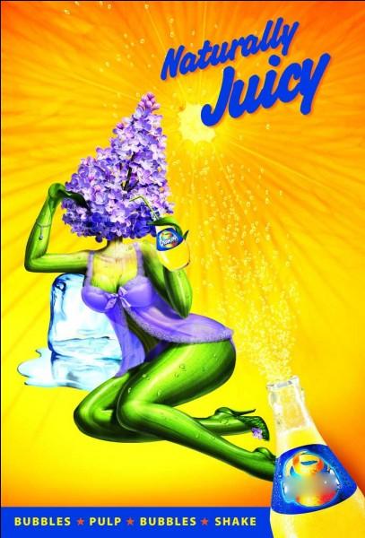 Michel Berger a signé la musique symbolique d'une marque de boisson française non alcoolisée (La petite boisson secouée). Comment s'appelle cette boisson ?