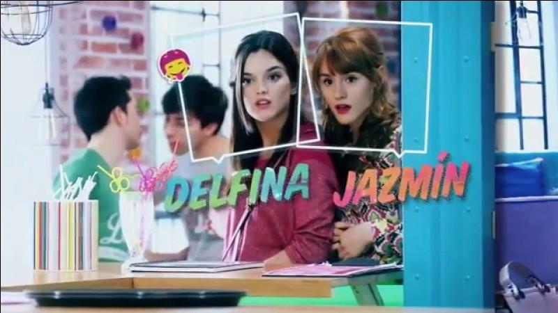 Pour qui Jazmín craquera-t-elle lors de l'anniversaire d'Ámbar ?