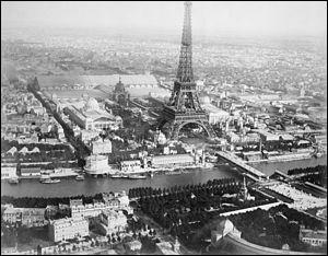 Qui était Président de la République lors de l'inauguration de la Tour Eiffel ?