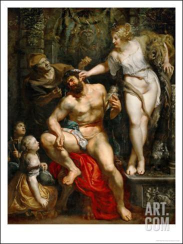 Dites-moi encore qui fut l'amour d'Héraclès ?