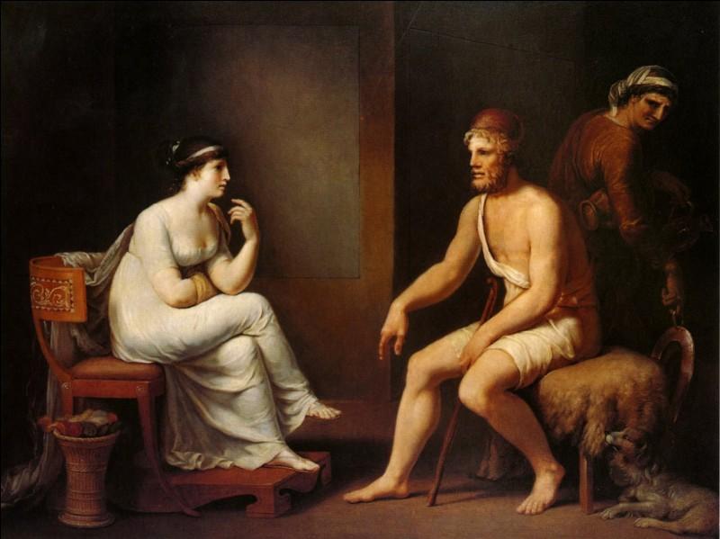 Quelle est la femme dont Ulysse restera éperdument amoureux, durant toute sa vie ?