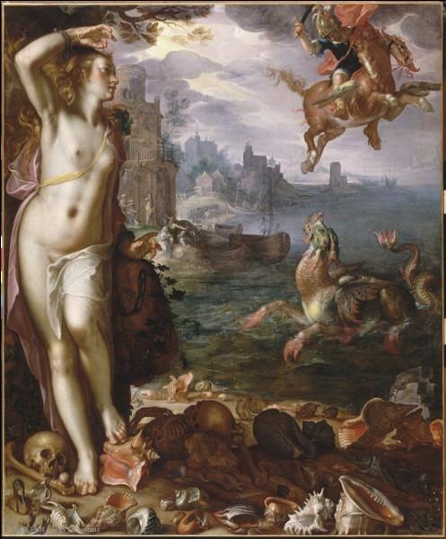 Qui fut le grand amour de Persée ?