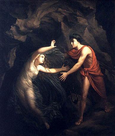 Les amours célèbres de la mythologie
