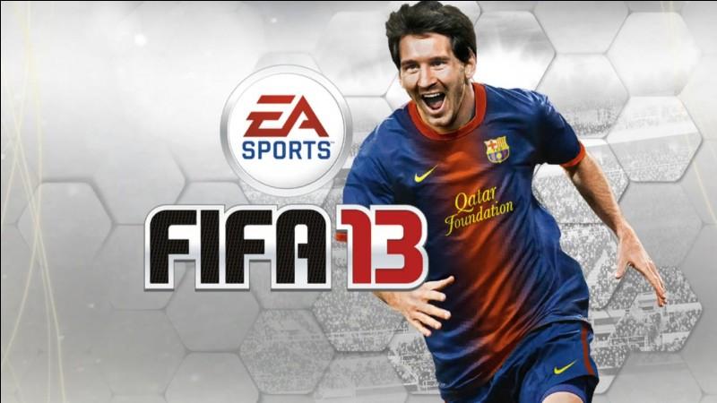 Pour quel club joue Cristiano Ronaldo sur ''FIFA 13'' ?