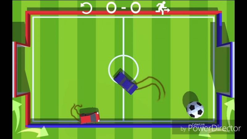 Jusqu'à combien de joueurs peut-on jouer sur ''Soccer'' ?