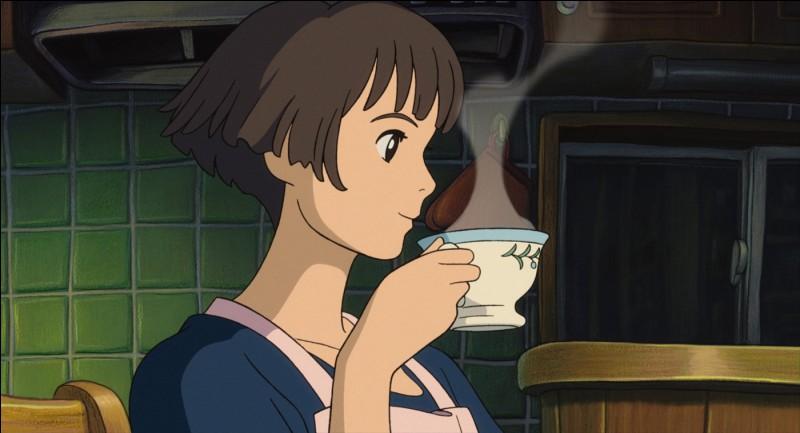 Que fait Lisa quand Ponyo retrouve Sosuké ?