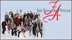 """Quelle est la nouvelle horaire depuis 2017 de la série télévisée """"Les Feux de l'amour"""" diffusée sur TF1 ?"""