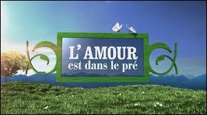 """Qui présente l'émission """"L'Amour est dans le pré"""" diffusée sur M6 ?"""