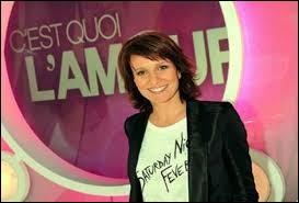 """Qui a présenté l'émission """"C'est quoi l'amour ? """" diffusée entre 2000 et 2013 sur TF1 ?"""