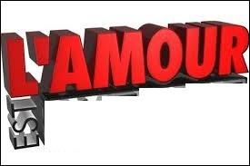 Comment est l'amour d'après le titre d'une émission de télé-réalité diffusée sur TF1 au début des années 2010 ?