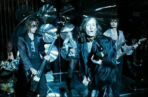 Quel est le nom du groupe de rock que tous les jeunes sorciers écoutent ?