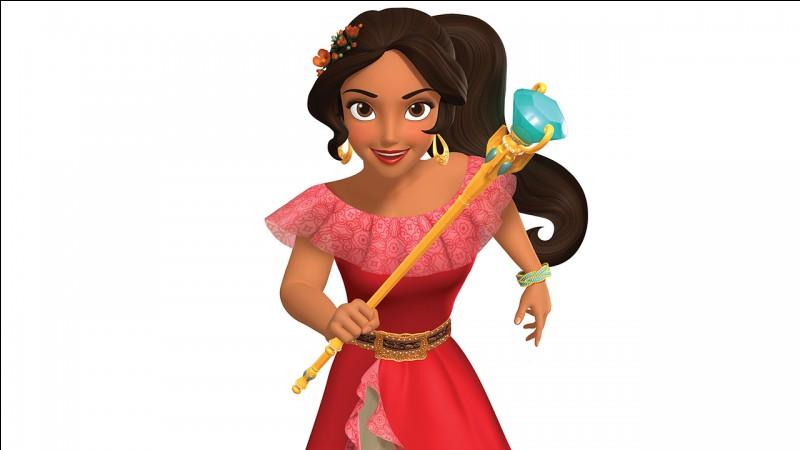 Qui est cette nouvelle princesse ?