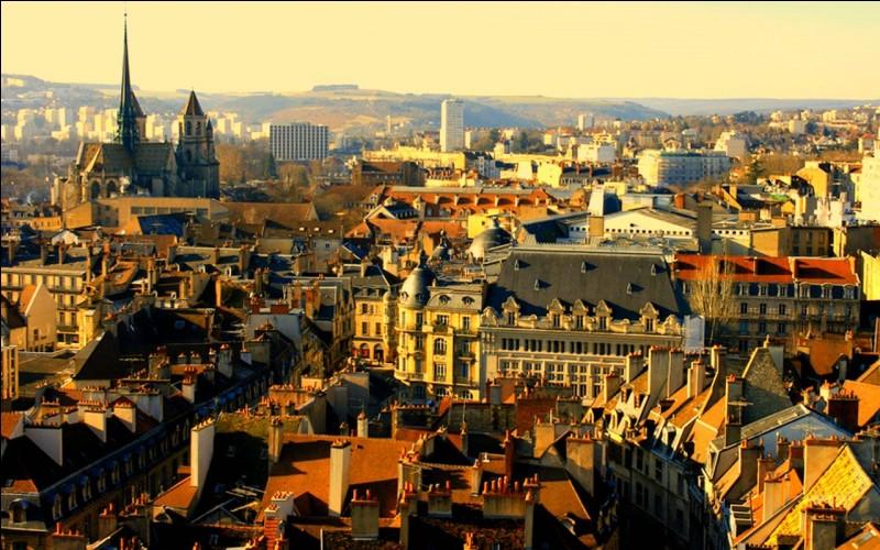 Quelle est la capitale de la Bourgogne ?