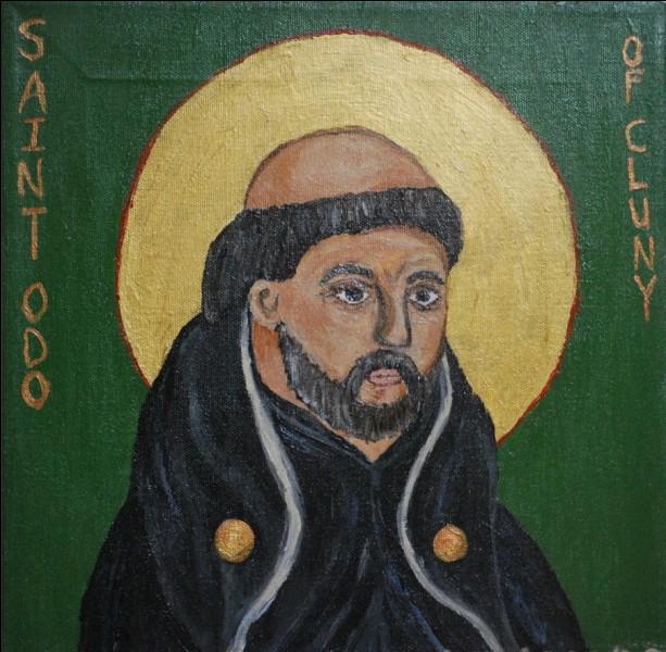 Qui fut l'un des grands abbés de Cluny au XIe siècle ?