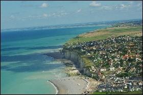 Criel-sur-mer se trouve sur :