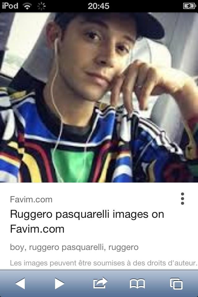 Connais-tu bien Ruggero Pasquarelli ?