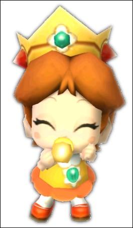 quel est ce personnage - Bebe Mario