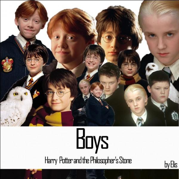 Avec quel garçon vaudrais-tu sortir ?
