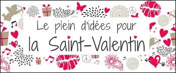 Quizz le mois de f vrier quiz culture g n rale - Quel jour est la saint valentin ...