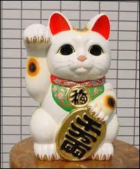 Comment s'appelle cette célèbre statuette japonaise ?