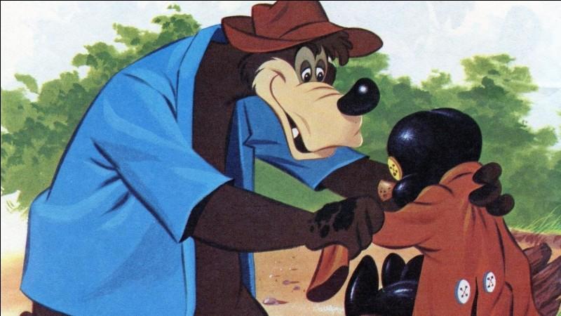 Dans quel film cet ours n'est-il pas apparu ?
