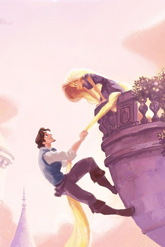 L'amour chez Disney