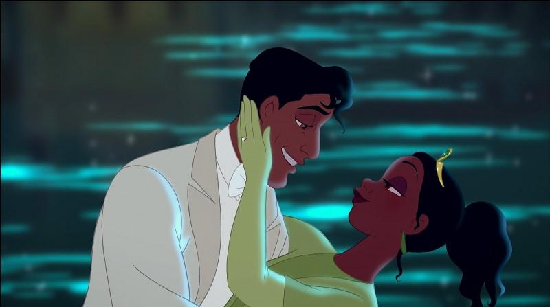 Comment s'appelle l'héroïne qui a réussi à réaliser son rêve et à trouver l'amour grâce à un prince changé en grenouille ?