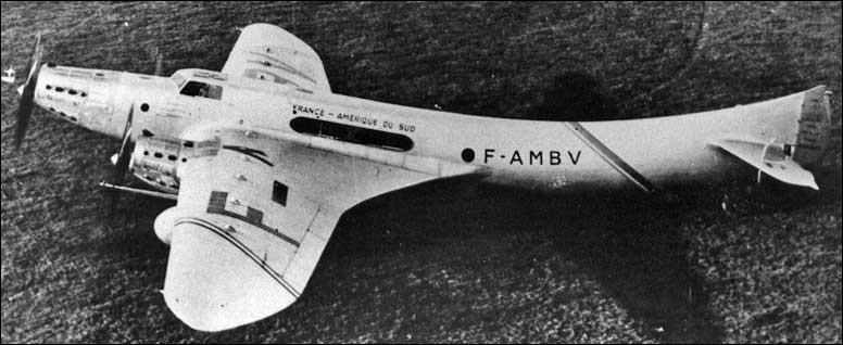 """Un peu plus difficile : ce magnifique """"Arc en ciel"""" a été piloté par Mermoz et a traversé l'Atlantique. Par quel ingénieur français a-t-il été construit ?"""