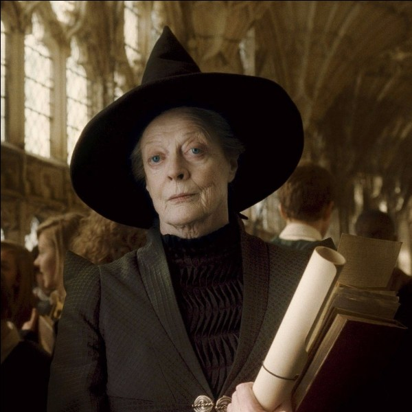 Quel est l'animagus de Minerva McGonagall ?