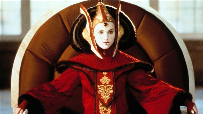 Quel est le prénom de la reine Amidala ?
