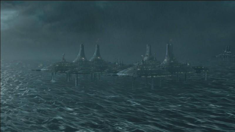 Un maître Jedi a passé commande d'une armée de clones sur la planète Kamino, au-delà de la bordure extérieure. De qui s'agit-il ?