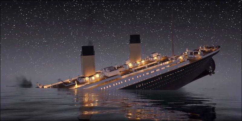Après avoir joué à quel jeu Jack monte-t-il à bord du Titanic ?