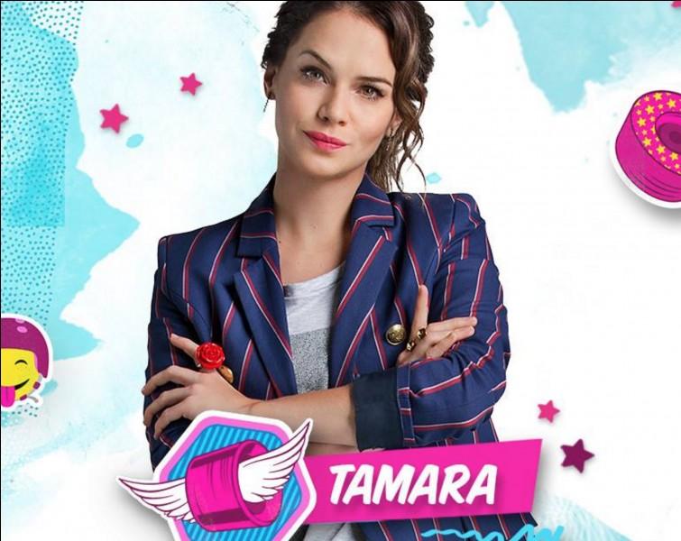 Comment s'appelle Tamara en vrai ?