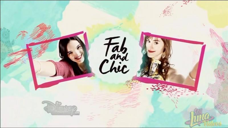"""Pourquoi Jazmín et Delfina publient toujours sur """"Fab And Chic"""" ?"""