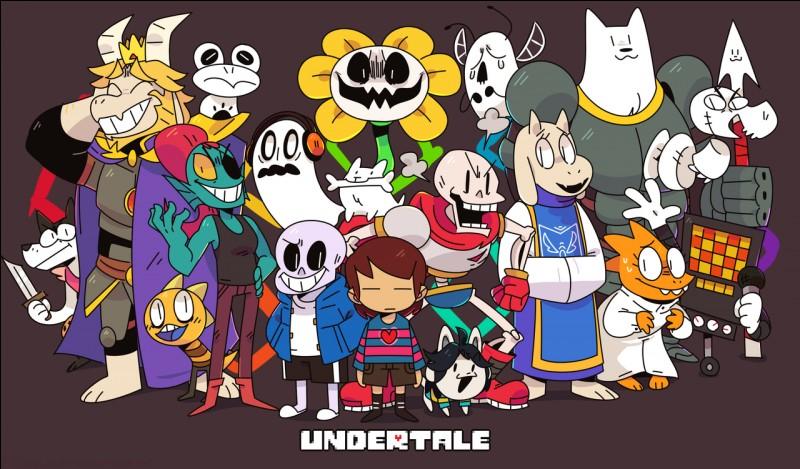 Qui est l'ennemi le plus fort de tout l'Underground ?