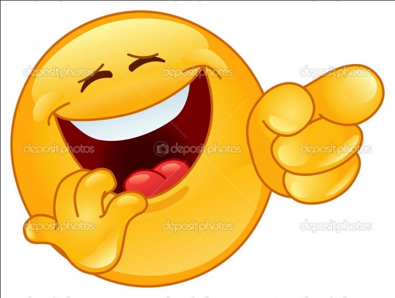 """Quelles sont les abréviations souvent utilisées dans les SMS pour """"rire"""" ?"""