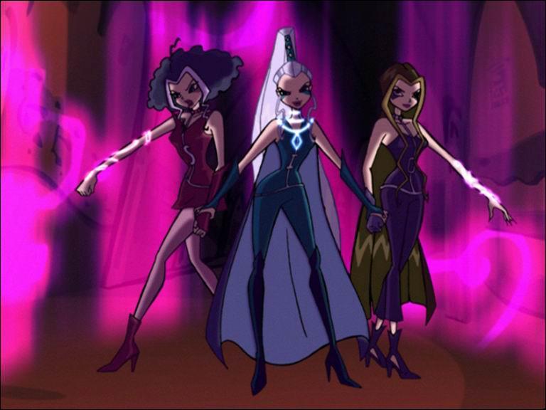 Quel est le nouveau pouvoir des Trix donné par Lord Darkar ?