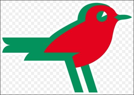Quel grand magasin cet oiseau représente-t-il ?