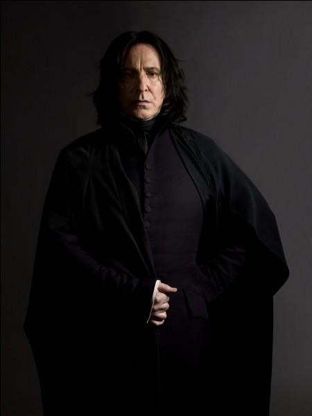 Quelle est la première question que pose le professeur Rogue à Harry durant son premier cours de potions ?