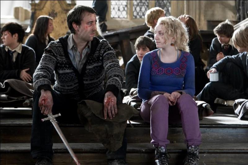 """Dans quel """"Harry Potter"""" Neville veut-il dire à Luna qu'il est fou amoureux d'elle ?"""