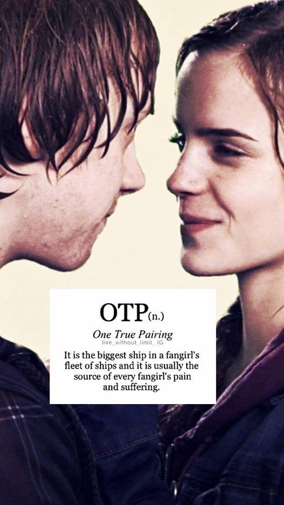 L'amour dans Harry Potter