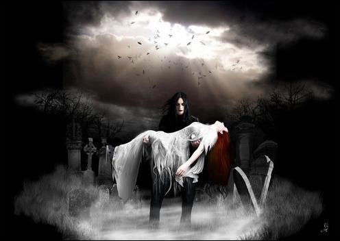 D'après le poème, que ne fait pas le personnage dans sa tombe ?