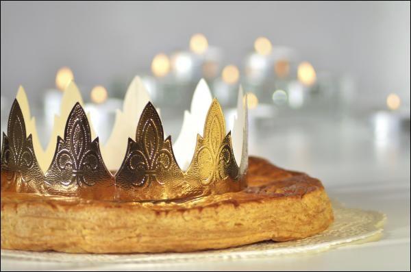 Lors de quelle fête déguste-t-on la galette des rois ?