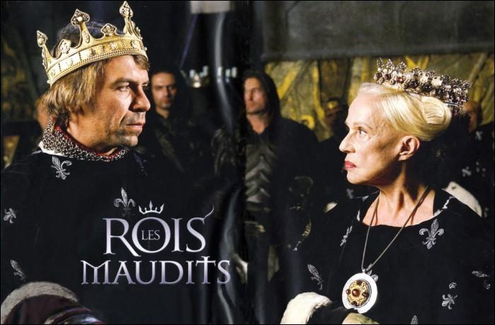 """Qui a écrit """"Les rois maudits"""" ?"""