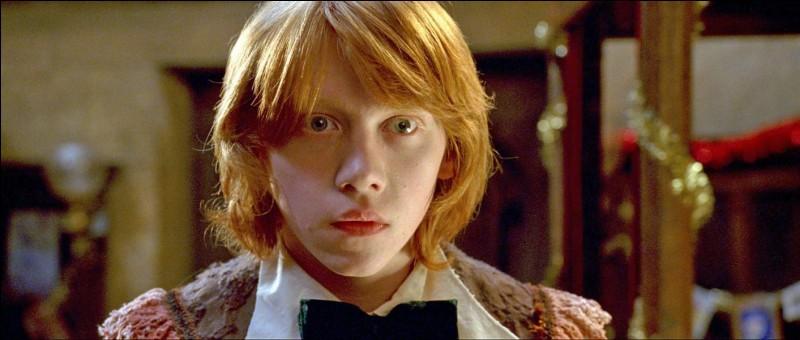 """Dans """"Harry Potter et la coupe de feu"""", pourquoi Hermione est-elle énervée contre Ron après le bal ?"""